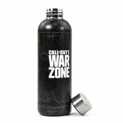 Botella Metalica Call Of Duty Warzone