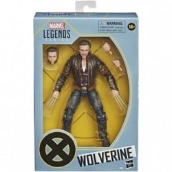 Figura Marvel Xmen Wolwerine Con Chaqueta