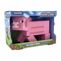 Hucha Minecraft Cerdo