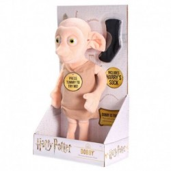 Peluche Interactivo Harry Potter Dobby English Ver.