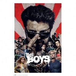 Póster Grande XXL The Boys Season 2