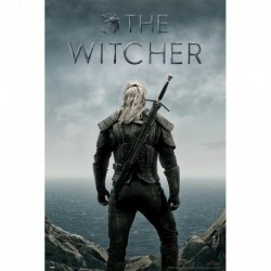 Poster The Witcher Backwards