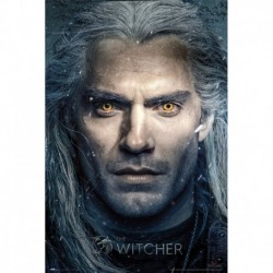 Poster The Witcher Geralt