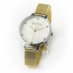 Reloj Swarovski Con Charm Harry Potter Golden Snitch