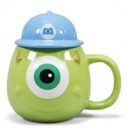 Taza Relieve 3D Disney Monster Inc Mike