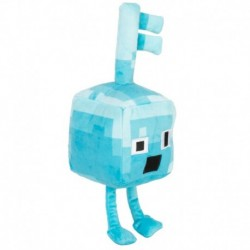 Peluche Minecraft Dungeons Happy Explorer Diamond Key Golem