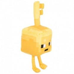 Peluche Minecraft Dugneons Happy Explorer Gold Key Golem