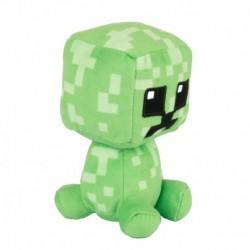 Peluche Minecraft Mini Crafter Pixel Creeper