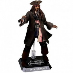 Figura Disney Piratas Del Caribe Jack Sparrow