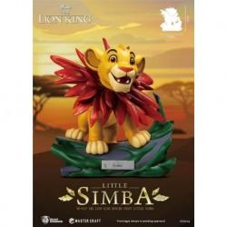 Figura Disney The Lion King Master Craft Little Simba