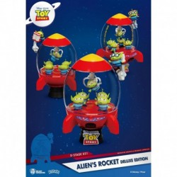 Figura Disney Toy Story Aliens Rocket Deluxe