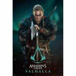 Póster Grande XXL Assassins Creed Valhalla 2