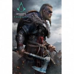 Póster Grande XXL Assassins Creed Valhalla 1