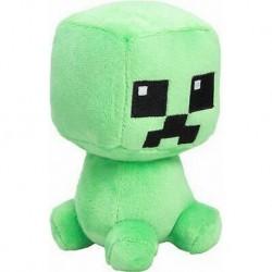 Peluche Minecraft Mini Crafter Creeper