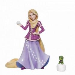 Figura Disney Rapunzel Christmas
