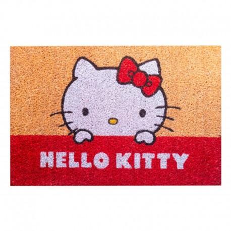 Felpudo Hello Kitty