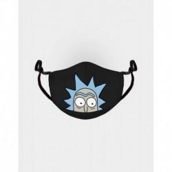 Mascarilla Ajustable Rick & Morty