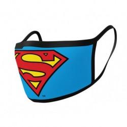 Mascarilla Dc Comics Superman Logo