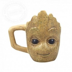 Taza Mini Marvel Guardianes De La Galaxia Groot