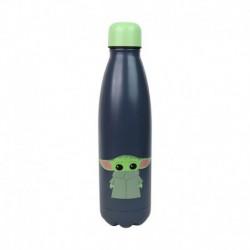 Botella Metalica Star Wars The Mandalorian The Child