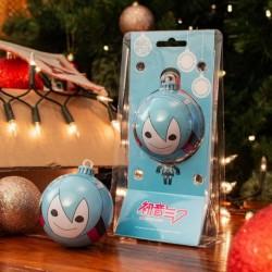 Decoracion Bola De Navidad Hatsune Miku