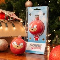 Decoracion Bola De Navidad Sonic The Hedgehog Knuckles