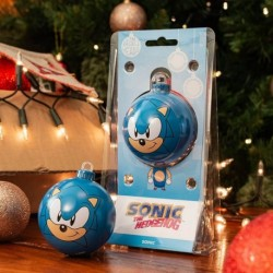 Decoracion Bola De Navidad Sonic The Hedgehog Sonic