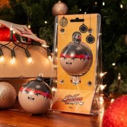 Decoracion Bola De Navidad Street Fighter Ryu