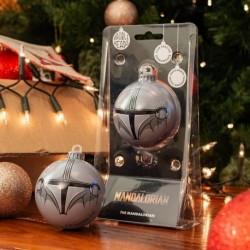 Decoracion Bola De Navidad The Mandalorian Mando