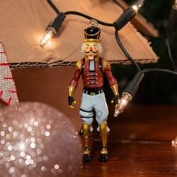 Decoracion Navidad 3D Fortnite Crackshot