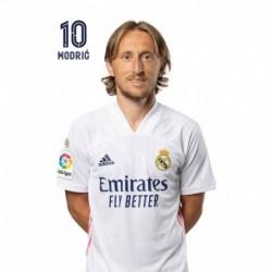 Postal Real Madrid 2020/2021 Modric Busto
