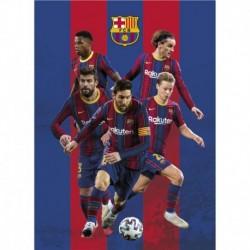 Postal Fc Barcelona 2020/2021 Grupo