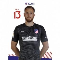 Postal Atletico De Madrid 2020/2021 Oblak
