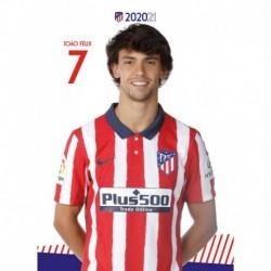 Postal Atletico De Madrid 2020/2021 Joao Felix