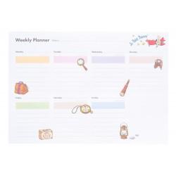 Bloc Planificador Semanal A4 El Principito
