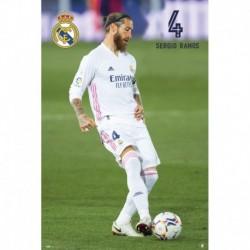 Póster Grande XXL Real Madrid Sergio Ramos