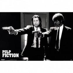 Póster Grande XXL Pulp Fiction Divine Intervention