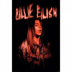 Póster Grande XXL Billie Eillish Sparks