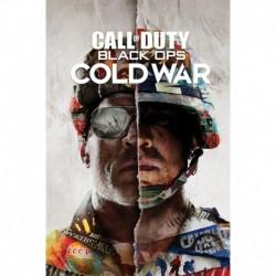 Póster Grande XXL Call Of Duty Black Ops Cold War
