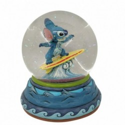 Bola De Nieve Disney Stitch Surf