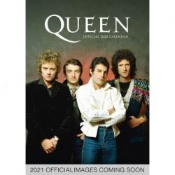 Calendario A3 2021 Queen