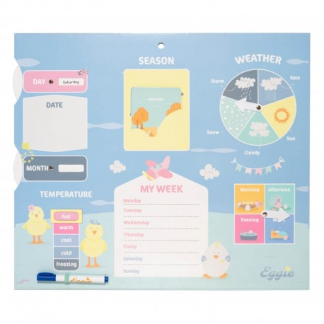 My First Calendar Eggie