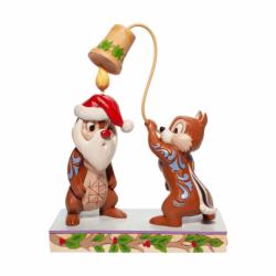 Figura Disney Chip Y Chop Navidad