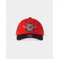 Gorra Marvel Logo Capitan America