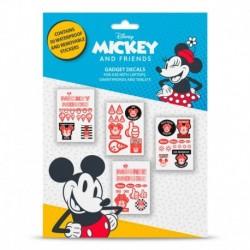Gadget Decals Mickey & Minnie de Disney