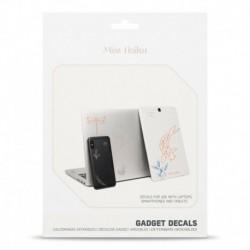Gadget Decals Miss Haiku