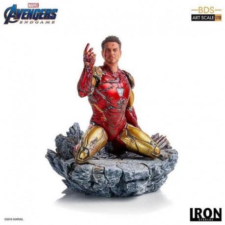 Figura Bds Art Scale 1/10 Vengadores: Endgame I Am Iron Man