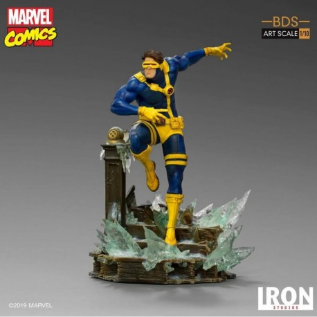 Figura Bds Art Scale 1/10 Marvel Comics Cyclops
