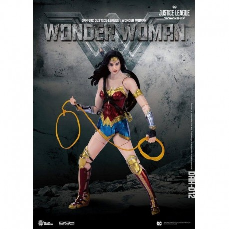Figura Dc Justice League Wonder Woman