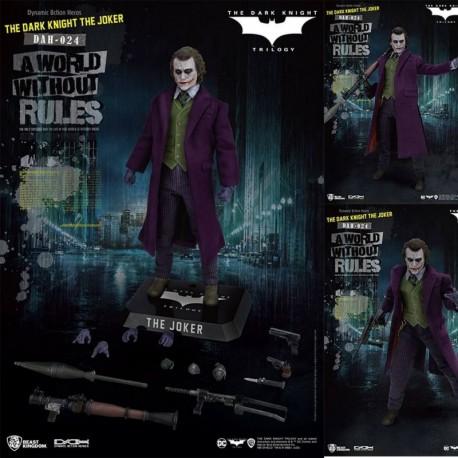 Figura Dc Batman The Dark Knight The Joker